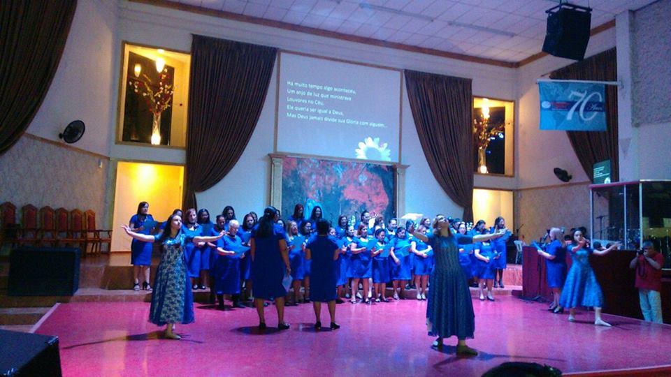 CONGRESSO DE MULHERES CLAMOR NO ALTAR - 14/10/2016