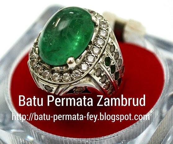 Batu Permata Zambrud | Emerald Stone