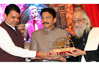 Babasaheb-Purandare-honoured-with-Maharashtra-Bhushan-award