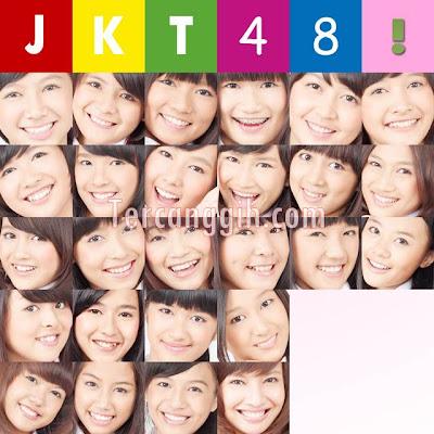 Foto Wajah Member JKT48 Lengkap