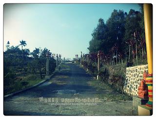 Jalan Kompleks Selo Belah