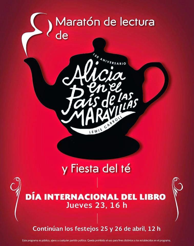 Celebra el Día Mundial del Libro 2015 en el Centro Cultural Elena Garro