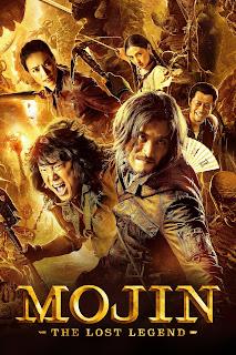 Mojin – The Lost Legend (2015) Hindi Dual Audio BluRay | 720p | 480p