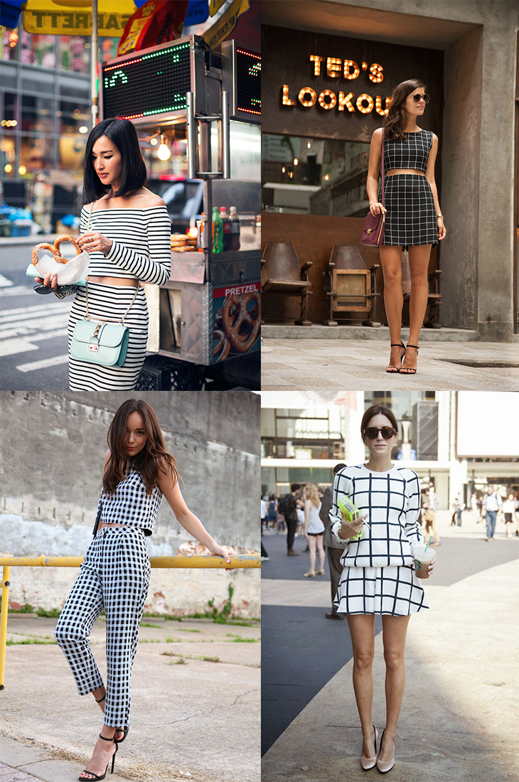 Fashion Attacks Co-ord inspiration matchy matchy style