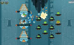 Download Angry Birds Star Wars HD Android screenshots2