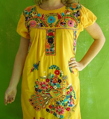 Fashion Magazine Hand Embroidery Dress For Girls