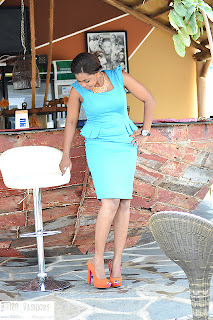 For those in love with the Peplum dressthis is your chance to buy