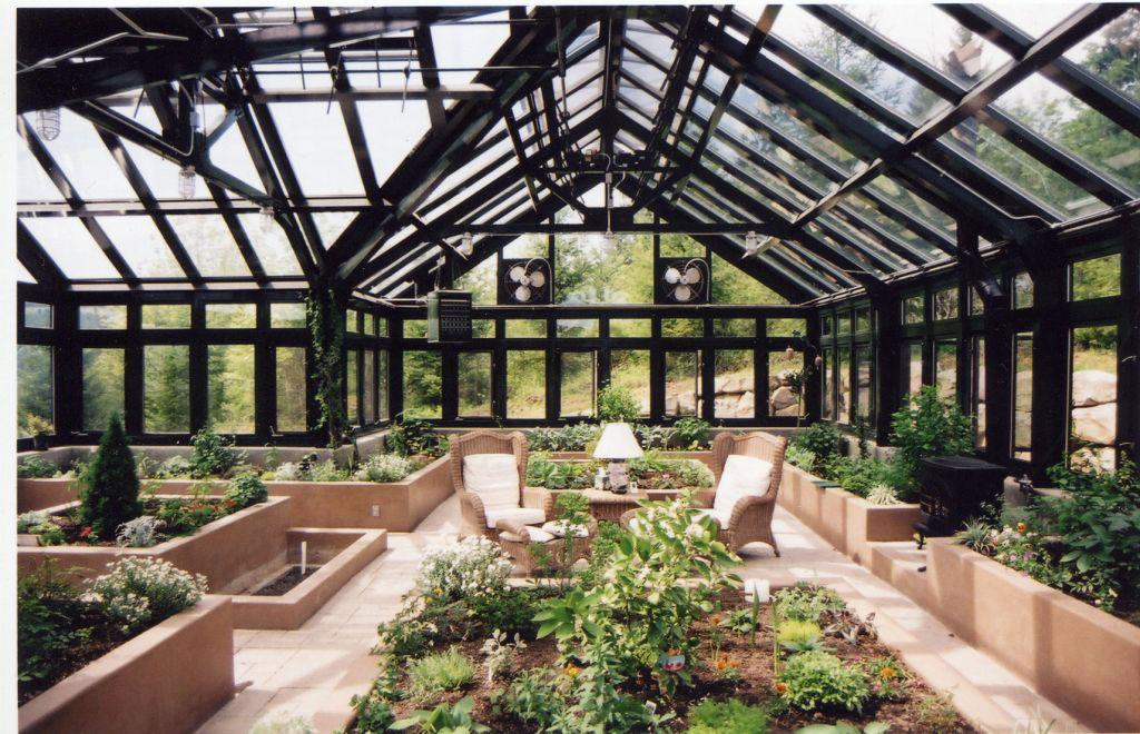 Archi love il giardino d 39 inverno della tua casa dei sogni for Inside garden room