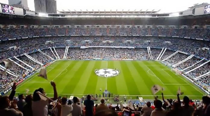 Real Madrid vs Copenhagen Champions League October 2 2013