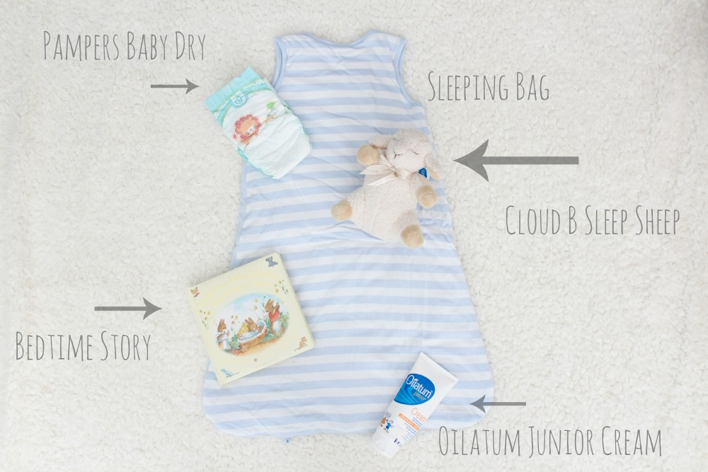 baby bedtime routine 3