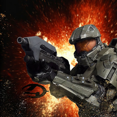 Halo 4 iPad Wallpaper Master Chief