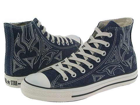 Emo Shoes For Guys To Wear