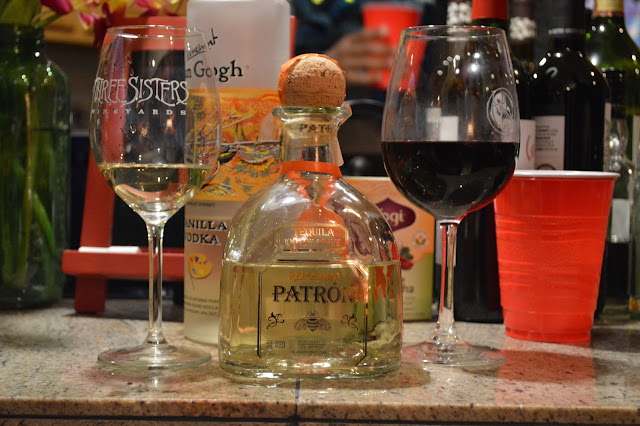 patron and parties