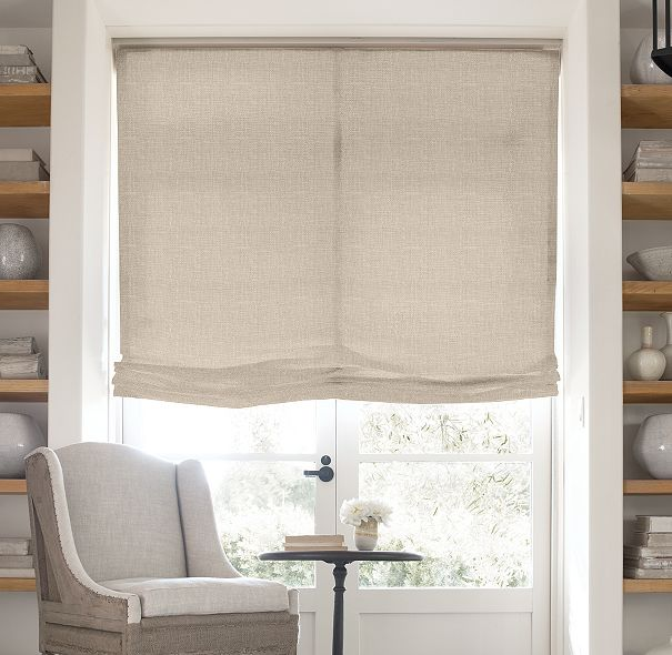 Homestyling101 look what restoration hardware is doing for Restoration hardware window shades