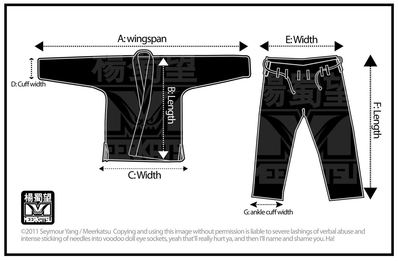 Gi Review Fuji All Around Bjj Uniform Meerkatsus Blog
