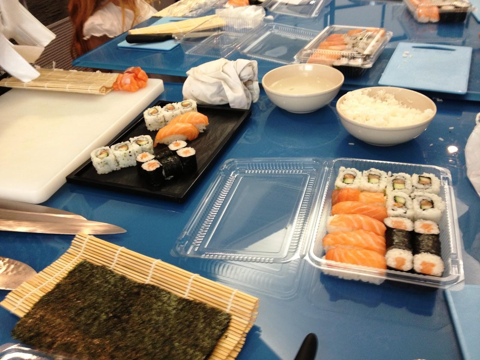 Culturotest cours de cuisine japonaise au labo culinaire - Cours cuisine japonaise ...