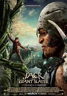 Jack the Giant Slayer DVD