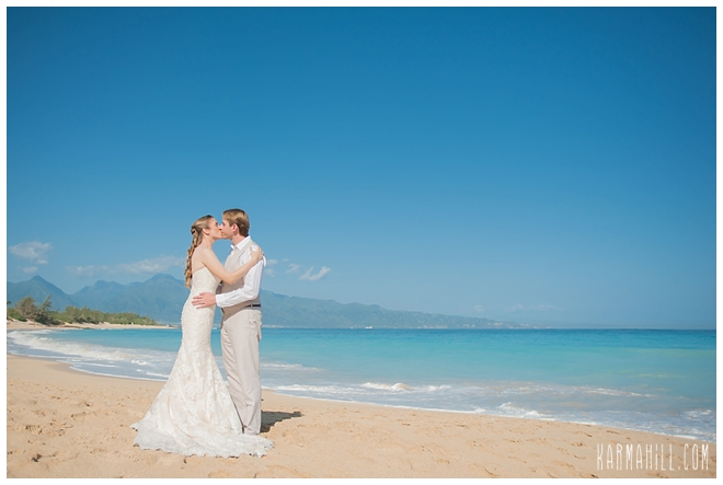 Maui Trash the Dress Session