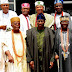 PHOTOS: President Jonathan In Closed-Door Meeting With Ogun State Monarchs