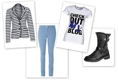 Saturday Outfit for Britmums Live!