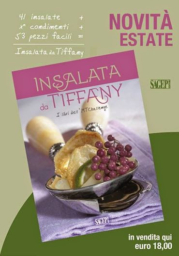 """Insalata da Tiffany"": un libro per l'estate"