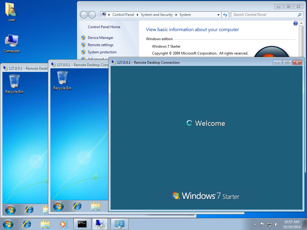 microsoft remote desktop assistant windows 10 home