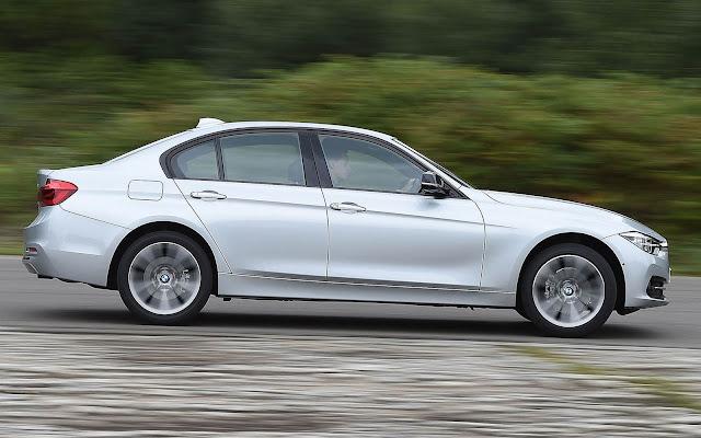 BMW Série 3 x Audi A4 x Mercedes Classe C