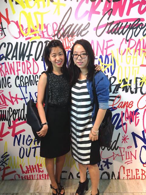 Yi Wei Lim, yiweilim,vogue, vogue china, hong kong, lane crawford, fashion's night out, fno