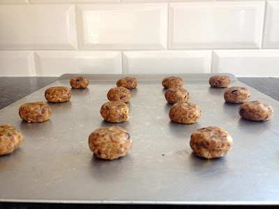 Almond Meal Coconut Cacao Cookies