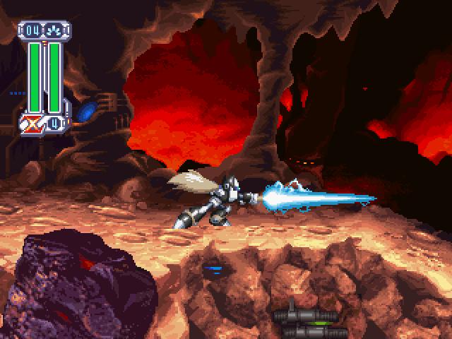 Download Mega Man X4 PS1 ISO