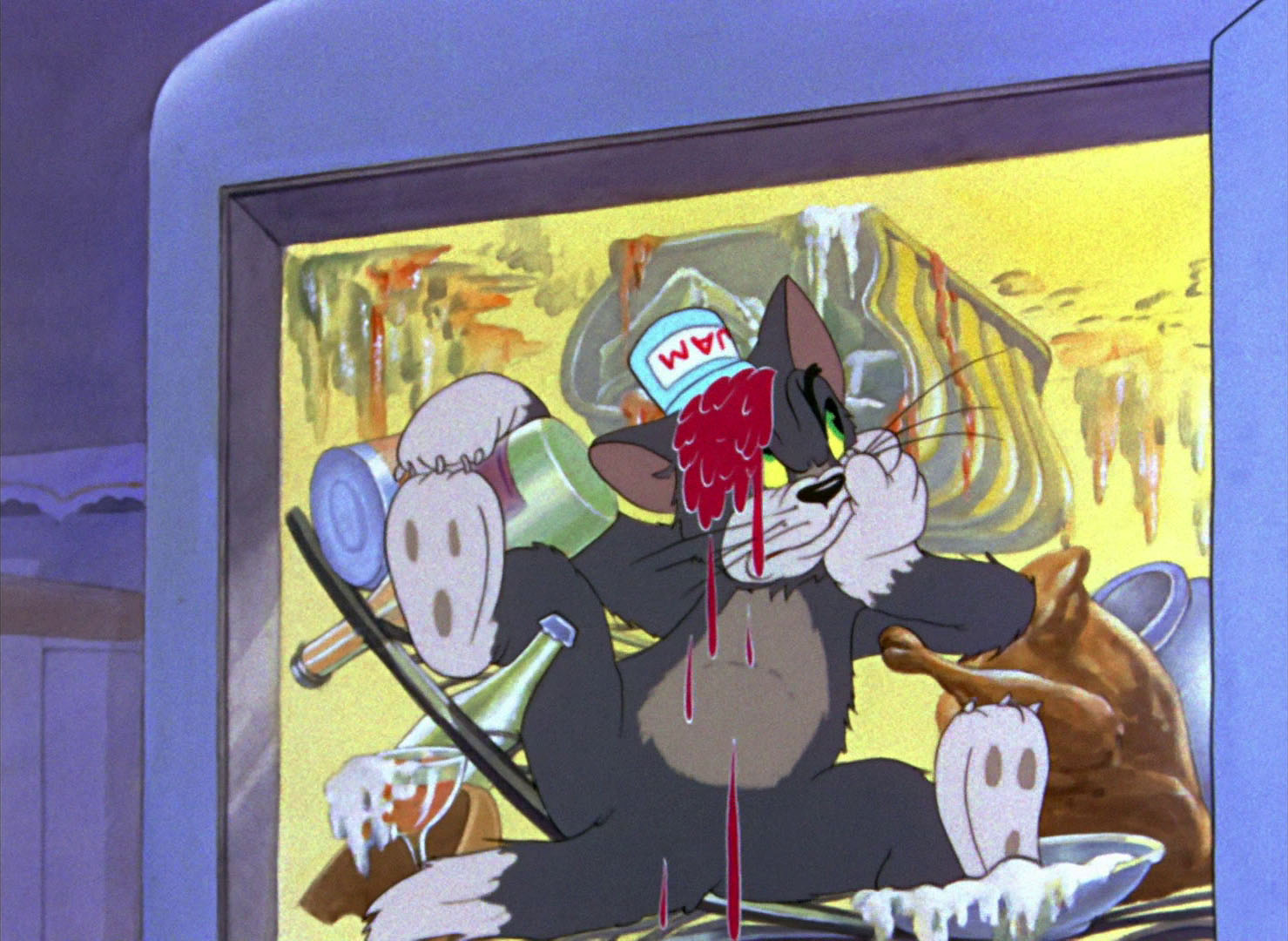 tom amp jerry pictures quotthe midnight snackquot