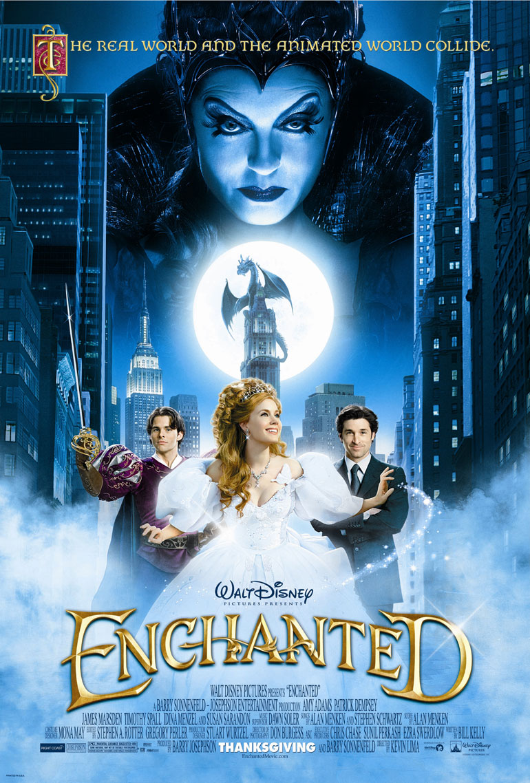 Encantada - (2007) - Review Propio
