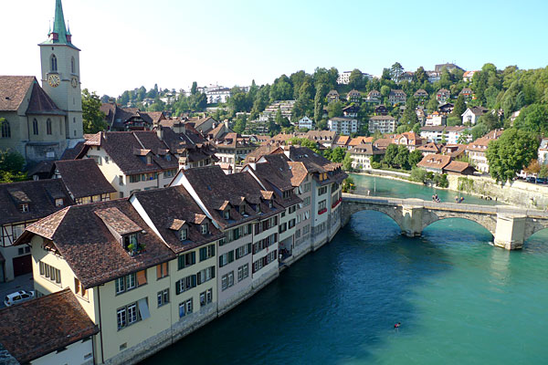Bern, Switzerland - Travel Guide and Travel Info - Exotic ...