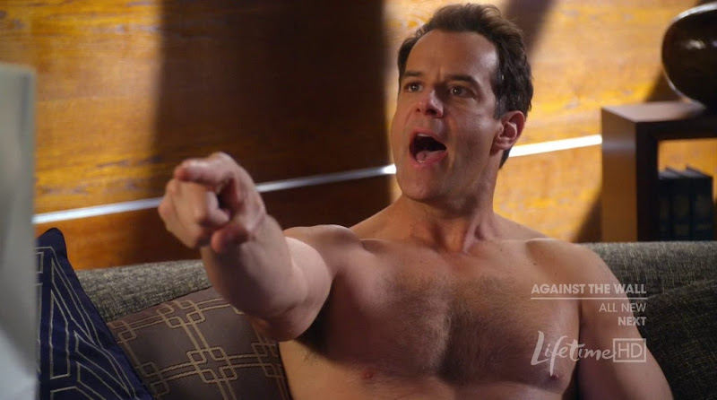 Josh Stamberg Shirtless in Drop Dead Diva s3e08