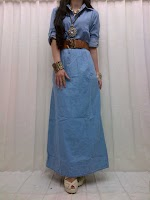 Maxy Jeans Wash SOLD OUT