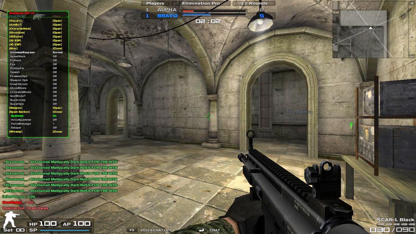 c0FwXTO Combat Arms Diamond Hile Wallhack Aimbot Menü indir