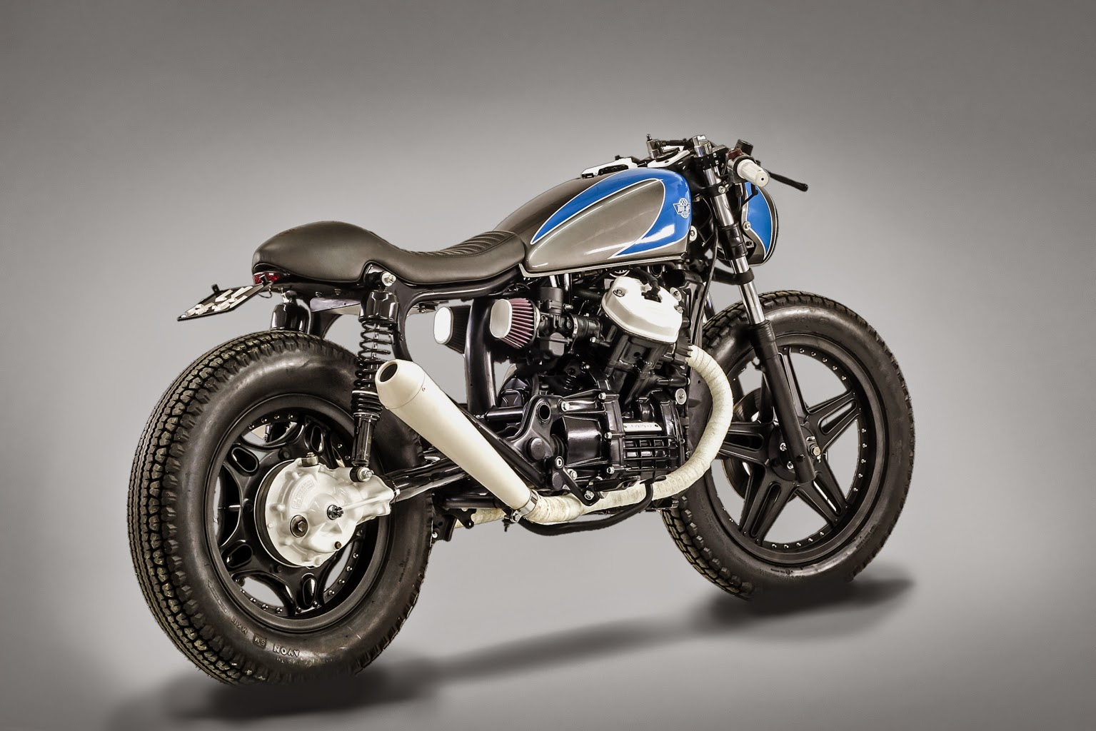 Honda CX 500 Cafe Racer  by Ton-Up Garage