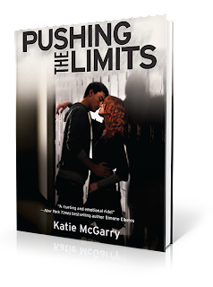 book cover of Pushing the Limits by Katie McGarry