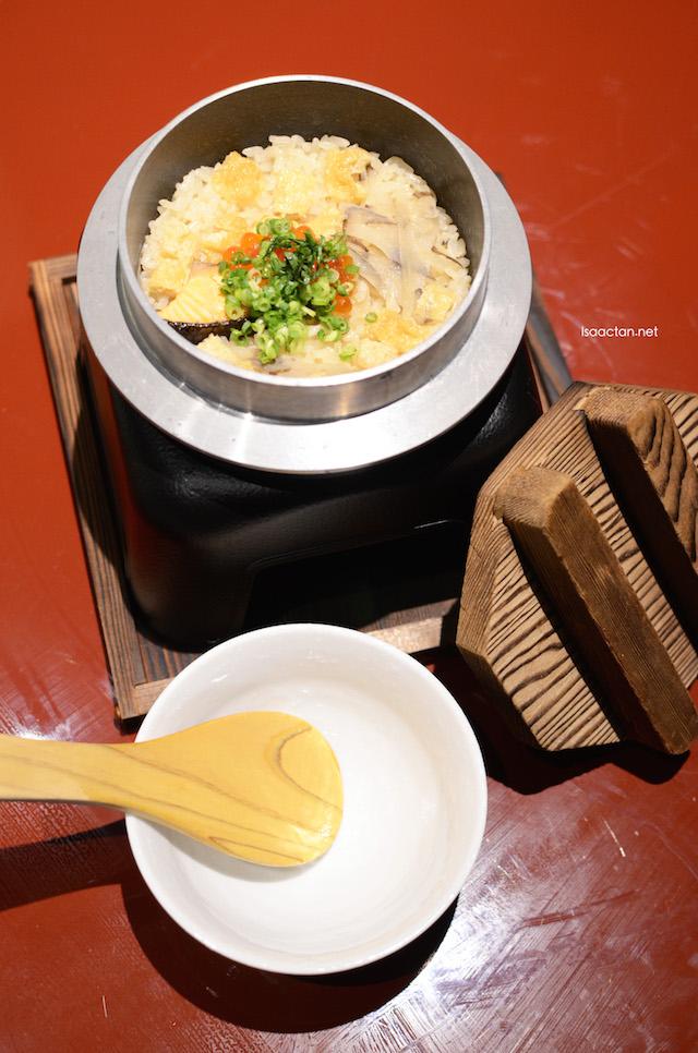 Shokuji Set (Rice)