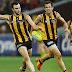 AFL  Semi Final : Hawthorn Hawks v Adelaide Crows