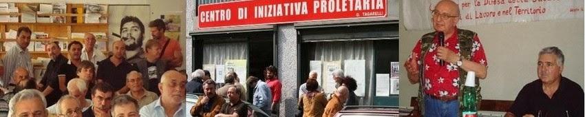 """Centro di Iniziativa Proletaria """"G. Tagarelli"""""""