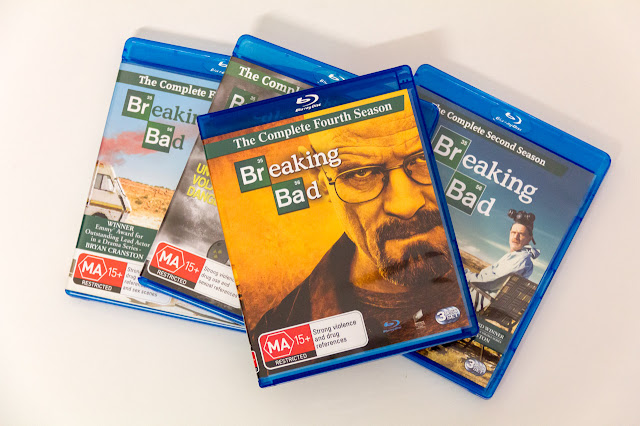 bluray box sets of breaking bad