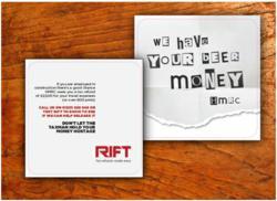 RIFT radio ad campaign