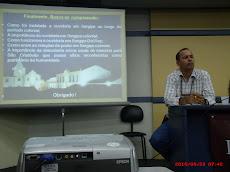 APRESENTAÇÃO NO FORUM LUSO BRASILEIRO DE ARQUEOLOGIA URBANA NA UFPE -   2011