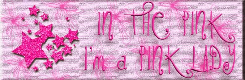 Proud to design for In The Pink challenge blog