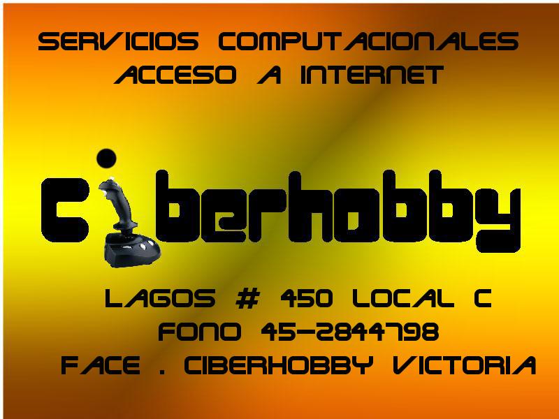 Ciber   Hobby