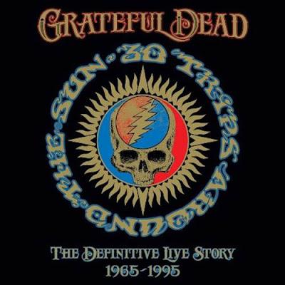 GRATEFUL DEAD: Box set με 80 CD