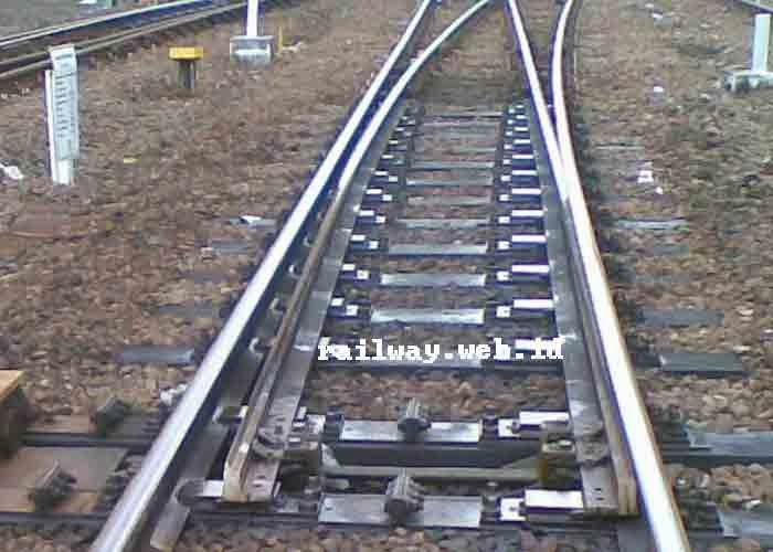 Jalur selatan KA di buka kembali