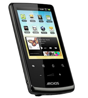 5 new Archos Android-based tablets announced e