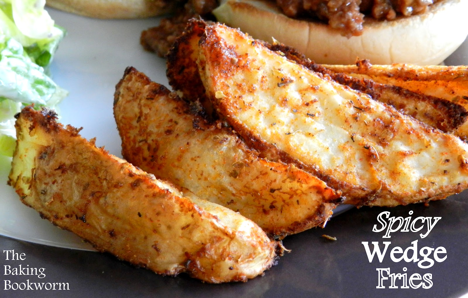 how to cut thin potato wedges